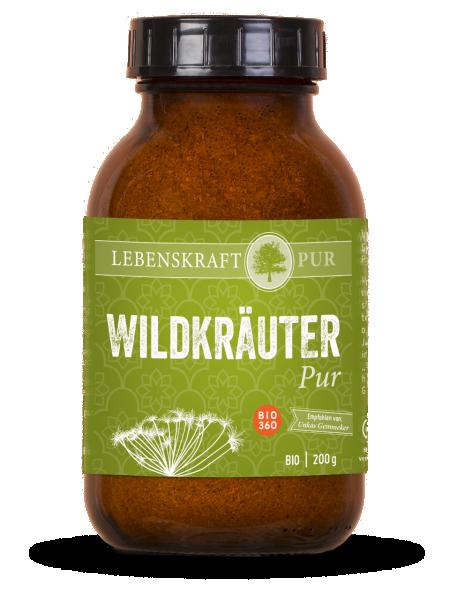 Bio Wildkräuter Pur