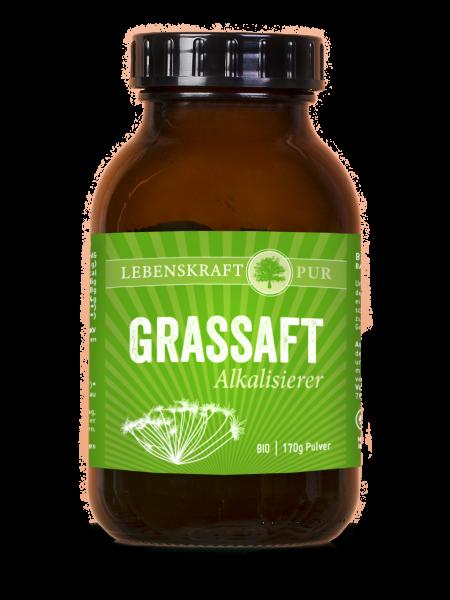Bio Grassaft Alkalisierer