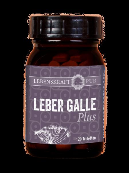 Leber Galle Plus