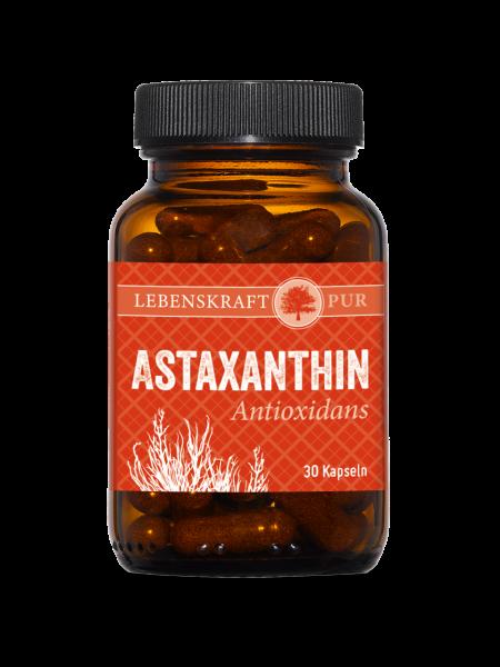 Astaxanthin Antioxidans